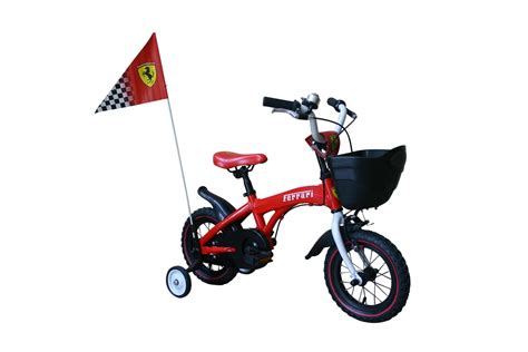 ferrari bicycle scuderia ferrari kids bicycle 12 singapore s electric