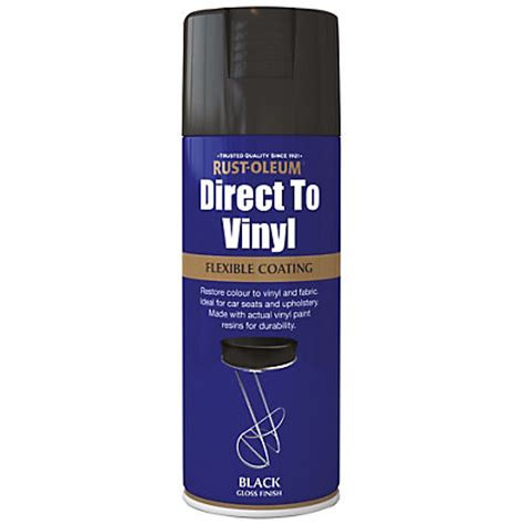 How To Remove Spray Paint From Vinyl Floor by Rust Oleum Direct To Vinyl Spray Paint 400ml