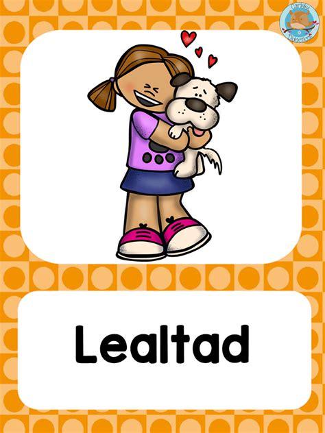 imagenes educativas de valores valores tarjetas 18 imagenes educativas