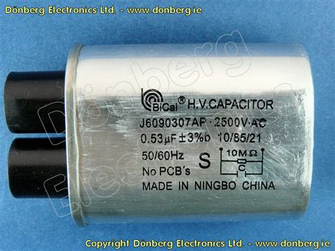 microwave capacitor polarity panasonic bp capacitor 28 images 4pcs nichicon vp 33uf 50v non polarized radial electrolytic