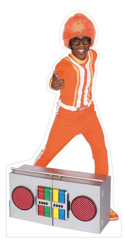 dj lance yo gabba gabba cheap yo gabba gabba dj lance rock standup at go4costumes