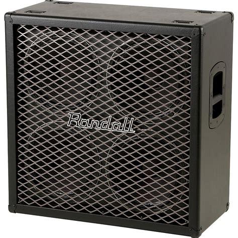 Randall Speaker Cabinets by Randall Rt Series Rt412 100c 400w 4x12 Guitar Speaker
