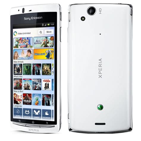 mobile sony ericsson xperia sony ericsson xperia arc s mobile review xcitefun net