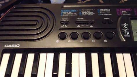 Keyboard Casio Sa 78 Casio Sa78 Casio Sa 78 casio sa 76 demonstration