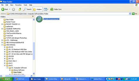 membuat web menggunakan dreamweaver cara membuat design web menggunakan dreamweaver membuat