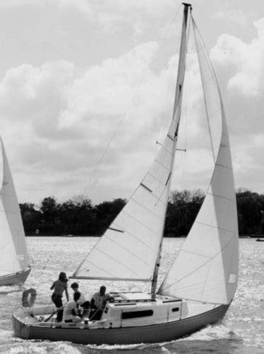 SailboatData.com - MORGAN 24/25 Sailboat