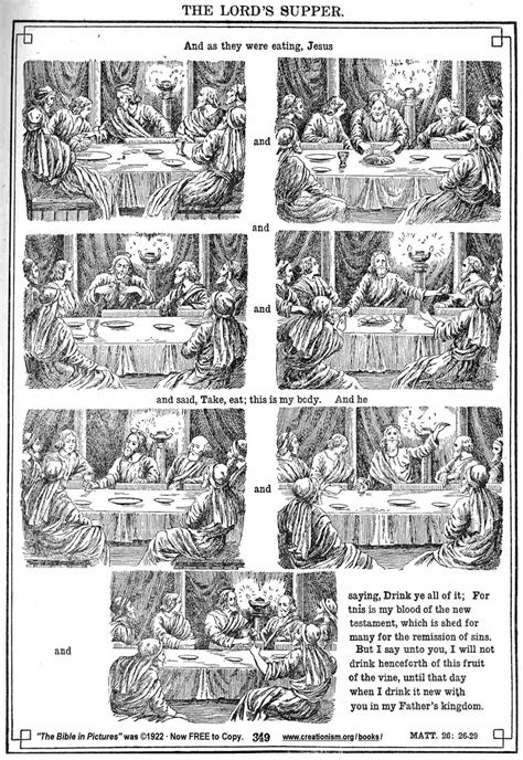 the lord s supper a introduction books bible40mat26 26 29