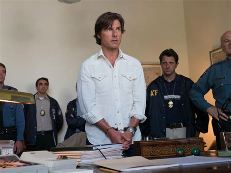 Cruise Seal The Deal With A 3 Minute by Tom Cruise S New Is A Bland Look At One Of The 1980s