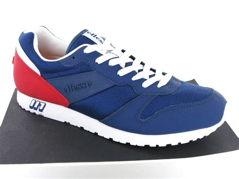 sports shoe uk mens ellesse heritage 117fl retro running sport trainers