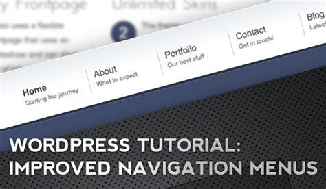 wordpress tutorial navigation menu the best wordpress tutorials for beginners wpaisle