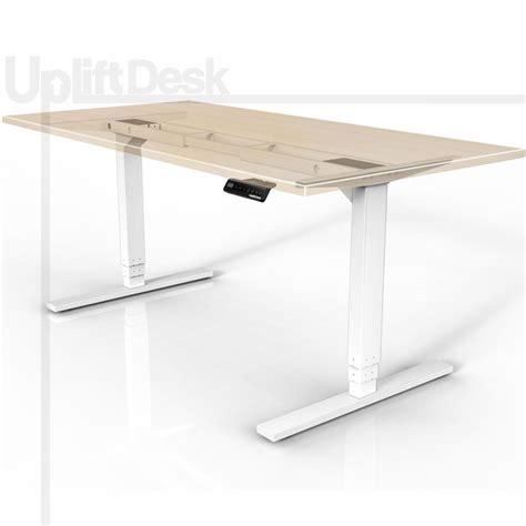 white stand up desk shop uplift 900 ergonomic stand up desks white
