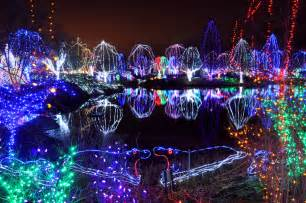 columbus zoo light show best outdoor decorations cbs news