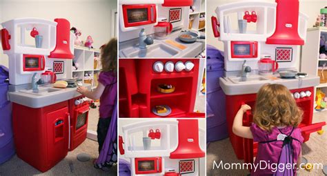 gourmet prep and serve kitchen by little tikes