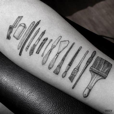 best 25 tool tattoo ideas on pinterest wave tattoo