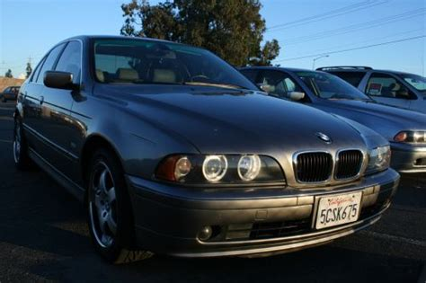 car owners manuals for sale 2002 bmw 530 electronic valve timing 2002 bmw 530i sold for sale by owner sacramento ca 99 park and sell