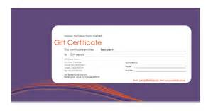 gift certificate template powerpoint gift certificate template powerpoint