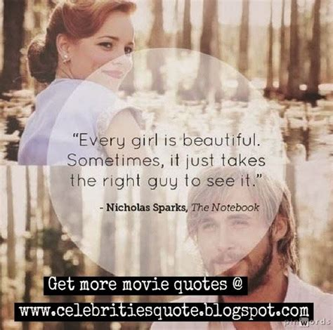 movie quotes notebook 1000 notebook movie quotes on pinterest the notebook