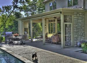 How To Build A Patio Room by Screen Rooms Traditional Patio St Louis By