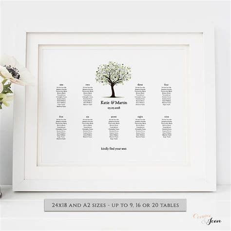 tree seating plan 25 best ideas about wedding seating plan template on