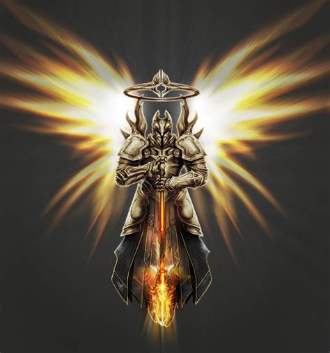 imperius the archangel of valor by inkfired on deviantart