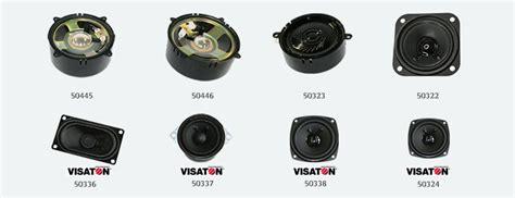 Digital Sound Ichiko Ls 70 esu 50324 lautsprecher visaton frs 7 70mm rund 8 ohm f 252 r