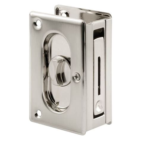 best pocket door lock