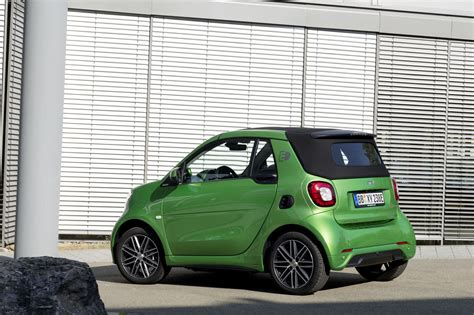 electric smart car cost redesigned 2017 smart electric drive adds range and