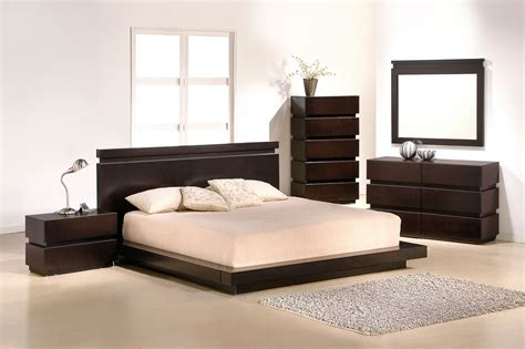 modern bedroom furniture nyc platform bed contemporary bed modern bed new york ny