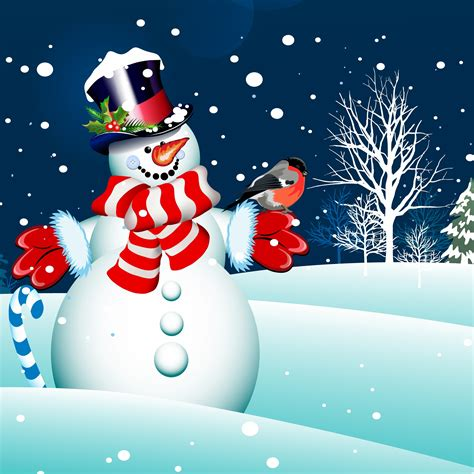 christmas wallpaper for apple watch wallpaper weekends happy snowman for mac ios devices