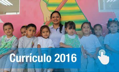 vendo libros de planificaciones 2016 ajuste curricular 2016 02 10 en curriculo 2016 parvularias del ecuador