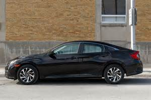 2016 Honda Civic Ex 2016 Honda Civic Ex Sedan Review Automobile Magazine