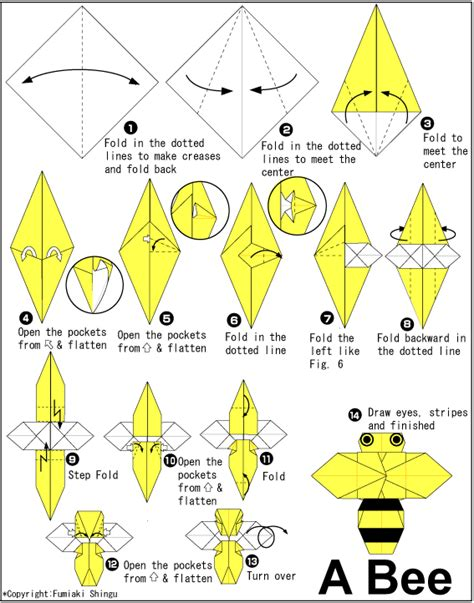 How To Make A Paper Beehive - origami that s and easy