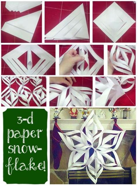 How To Make Large 3d Paper Snowflakes - decoraciones f 225 ciles para cumplea 241 os frozen tarjetas