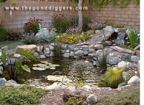 Habitat Chandelier How To Build A Pond The Pond Digger