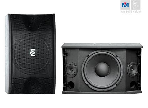 cs 500v professional 450 watts karaoke vocal speakers