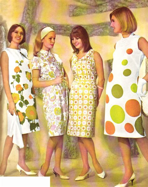 60s style 60s era about fashion
