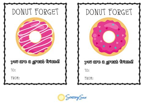 Decorating Valentine Boxes Donut Forget Your Valentines Paths To Literacy