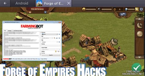 hacked apks forge of empires hacks bots and other cheats new