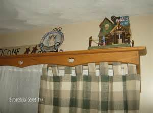window shelf and curtain rod by dbourque lumberjocks