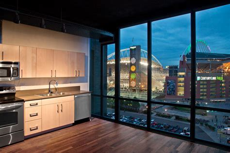 Nolo Kitchen by The Nolo At Stadium Place Apartments In Pioneer Square