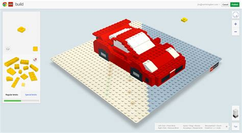 build a building online lego build with chrome lets you create online boxmash