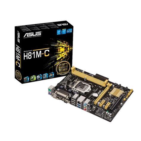 Asus Lga1150 H81m C Mainboard Motherboard h81m c motherboards asus global