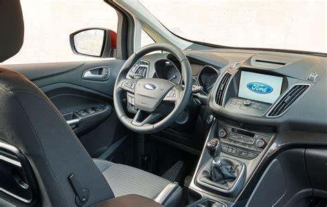 interni ford ford c max foto panoramauto