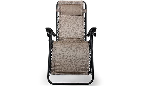 camco zero gravity recliner top 10 best reclining patio chairs of 2017 reviews pei