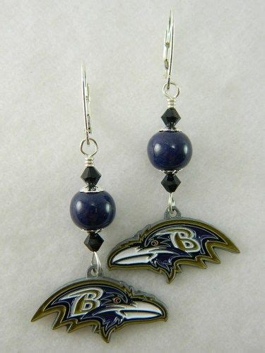Handmade Jewelry Baltimore - 48 best baltimore ravens orioles images on