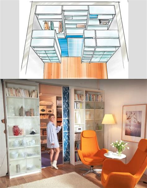 wohnideen magazin create a walkin closet thanks ikea 228 hnliche tolle projekte