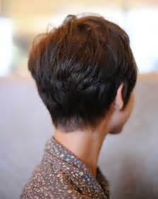 Pixie haircut short hair back of haircut haircuts middot pixie back