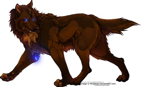 A Anime Wolf by A O Anime Wolf Pack Images Oh Yeah Hd Wallpaper And