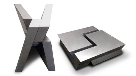 quadror metal origami