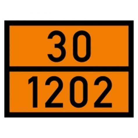 Auto Orangener Aufkleber by Warntafel Orange Mit 30 1202 In Verschiedenen Materialien